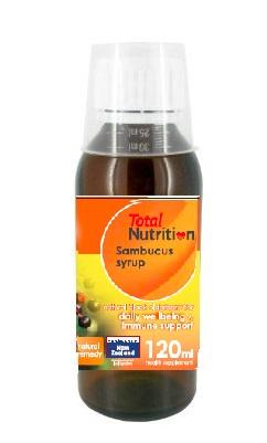 Sambucus Syrup B